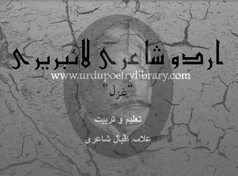 Na Main Aajmi Na Main Hindi, Na Iraqi o Hijazi